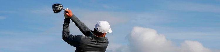 Golfer Skyline